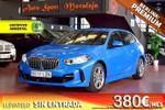 BMW Serie 1 118iA 140cv Pack M seminuevo