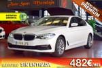 BMW Serie 5 520dA 190cv Sport seminuevo