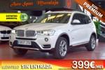BMW X3 sDrive 18dA 150cv xLine ocasión