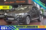 BMW X4 XDrive 20DA 190cv XLine ocasión