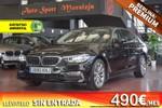 BMW Serie 5 520dA 190cv Luxury ocasión
