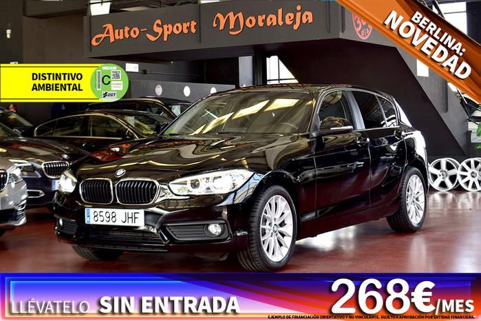 BMW Serie 1 116d 116cv Steptronic ocasión