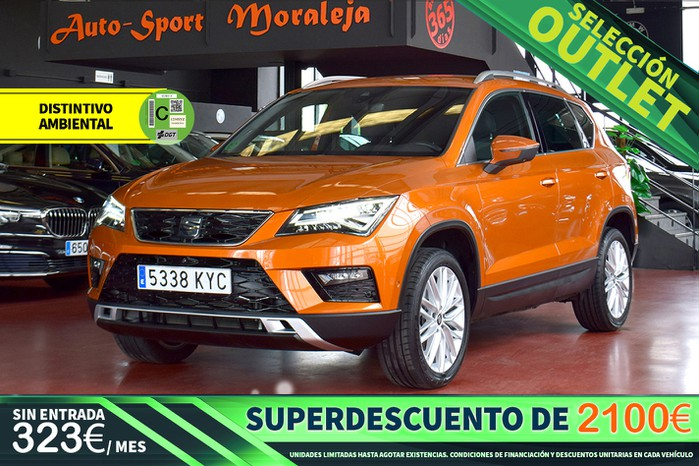 SEAT Ateca 2.0TDI 150CV Xcellence outlet