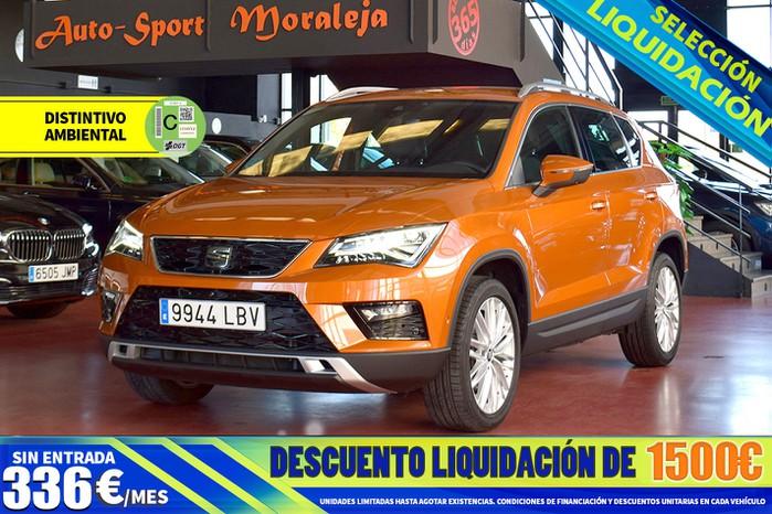 SEAT Ateca 2.0 TDI 150 CV DSG XCELLENCE liquidación