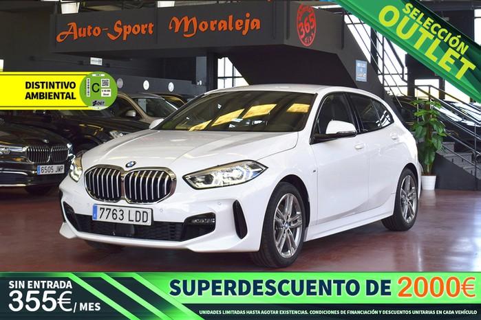 BMW Serie 1 118iA Pack M 140cv seminuevo