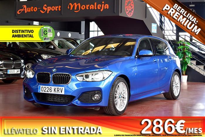 BMW Serie 1 118d Pack M 150cv ocasión