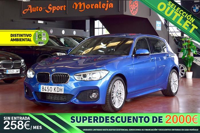BMW Serie 1 116d 116cv Pack M ocasión