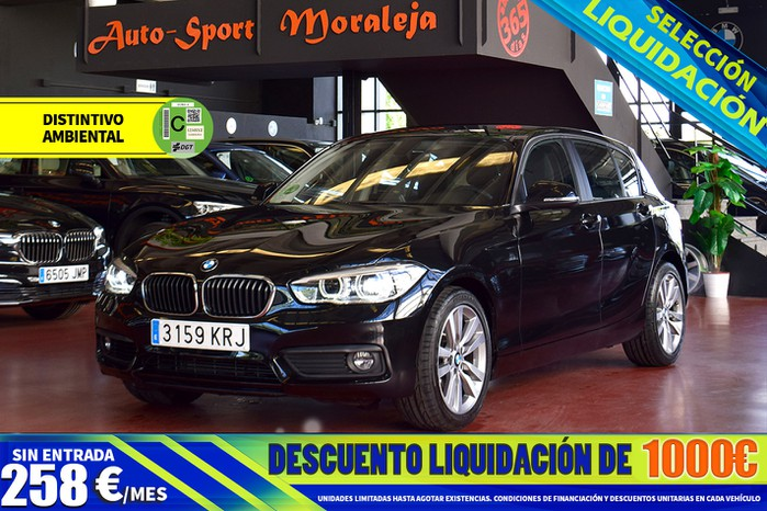 BMW Serie 1 118iA 136CV ocasión
