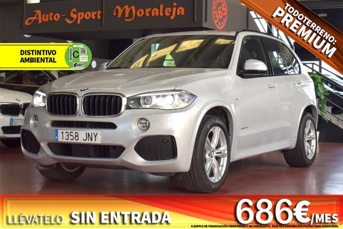 BMW X5 XDRIVE 30DA PACK M 258cv ocasión