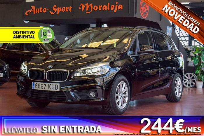 BMW Serie 2 ACTIVE TOURER 216D 116cv Advantege ocasión