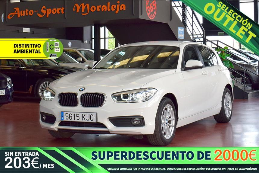 BMW Serie 1 116d 116cv outlet