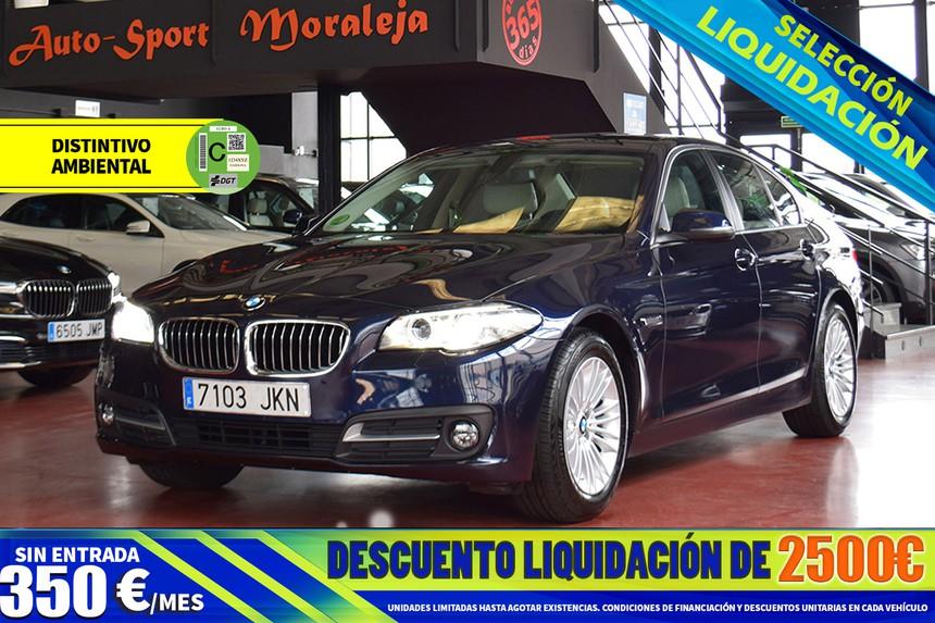BMW Serie 5 520dA 190cv liquidación