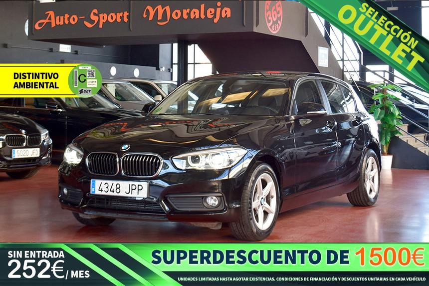 BMW Serie 1 116D 116CV ocasión