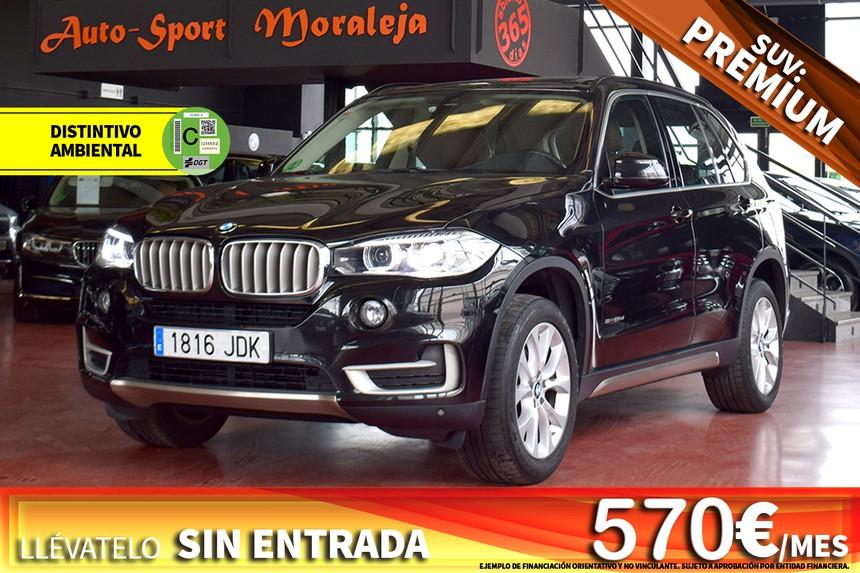 BMW X5 SDRIVE 25DA 231CV ocasión