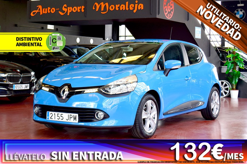RENAULT Clio 0.9TCE 90cv Limited Energy seminuevo