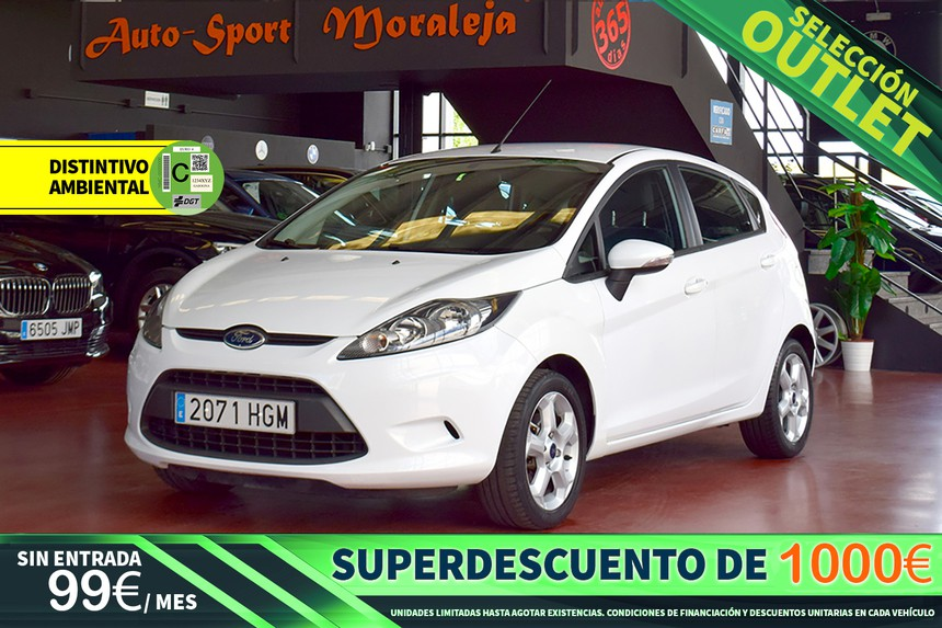 FORD Fiesta 1.25 Trend 82cv outlet