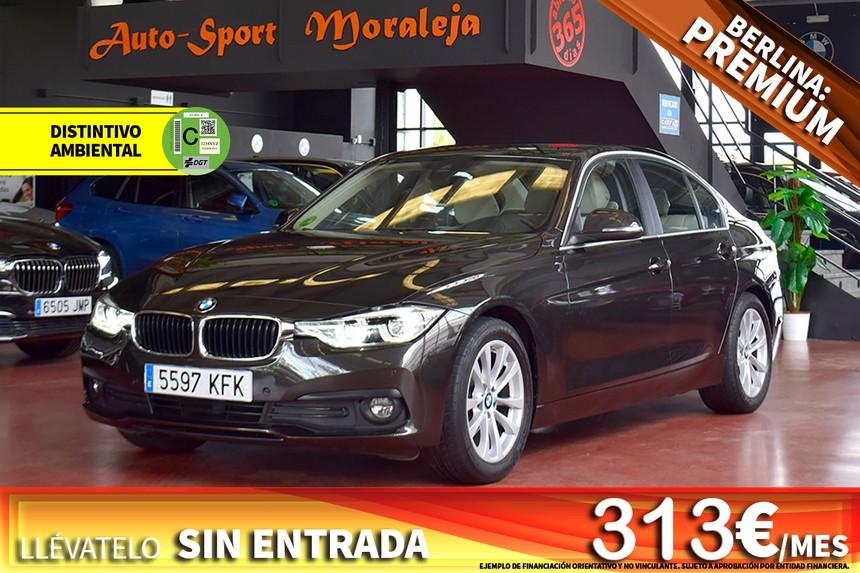 BMW Serie 3 320dA 190cv seminuevo