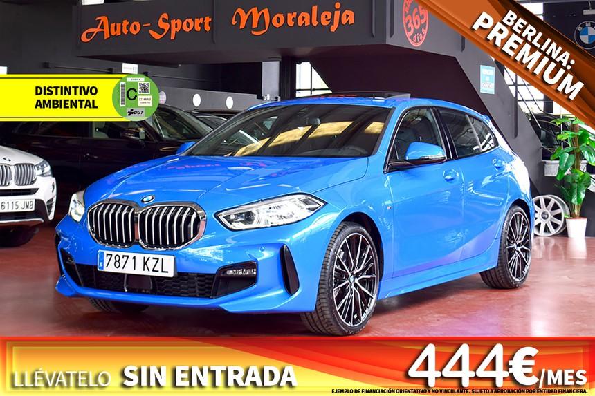 BMW Serie 1 118dA 150cv Pack M seminuevo