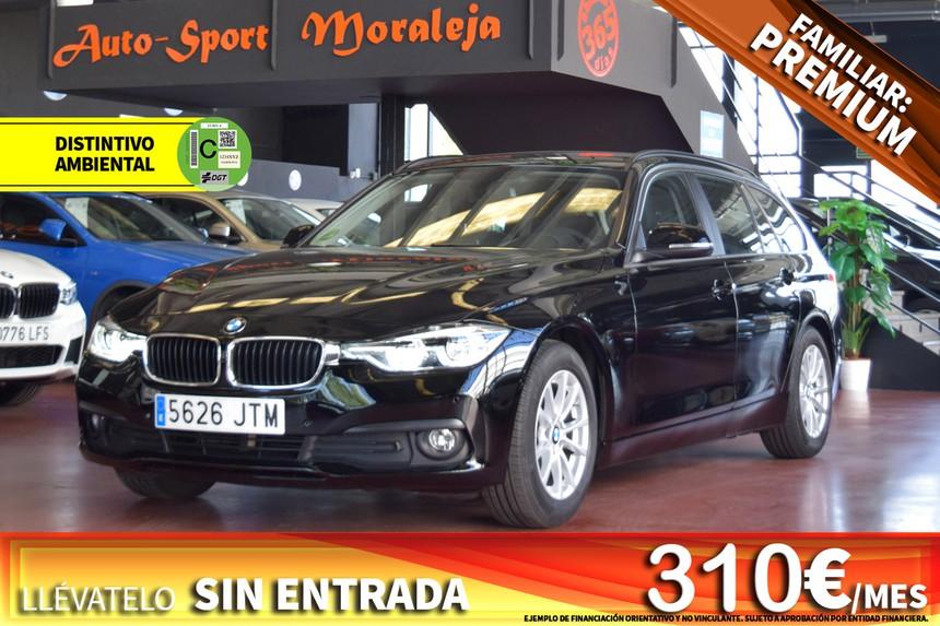 BMW Serie 3 320DA TOURING EFFDYN EDITION 163cv ocasión